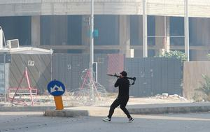 Deadly gun battles rock Beirut