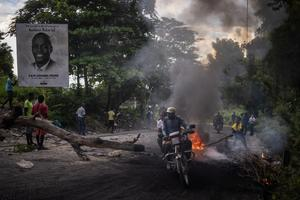 Unrest in Haiti over widespread fuel shortages