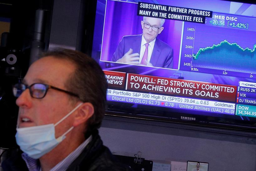 reuters.com - Jamie McGeever - Column: Fund capitulation on U.S. bonds reaches historic levels