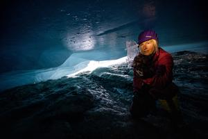 Alien world under Austria's doomed glaciers tells tale of their collapse